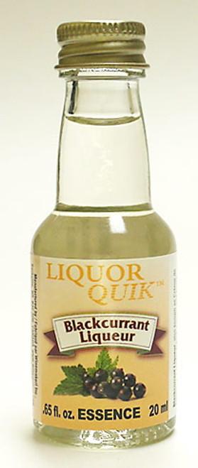 LiquorQuik™ Blackcurrant Liqueur Essence