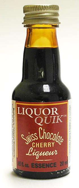 LiquorQuik® Swiss Chocolate Cherry Liqueur Essence
