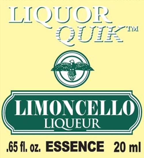 LiquorQuik® Limoncello Liqueur Essence