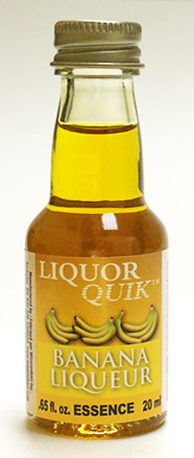 LIQUOR QUIK Banana Liqueur Essence, 20ml