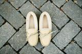 Molded Sole Sheepskin Slippers