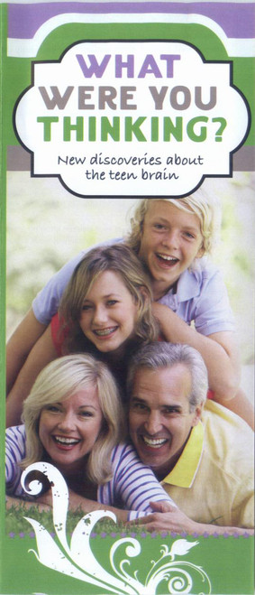 What Were You Thinking? brochure (Pack of 50 brochures)