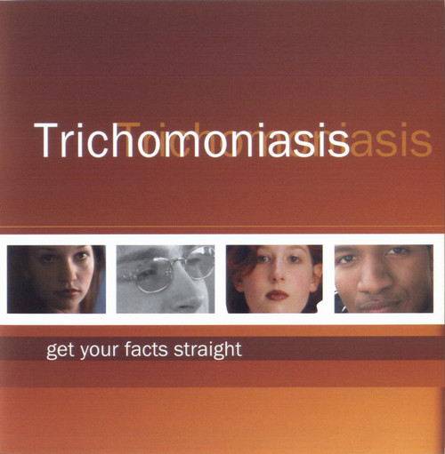 Get Your Facts Straight: Trichomonas STI Card (50 cards per pack)