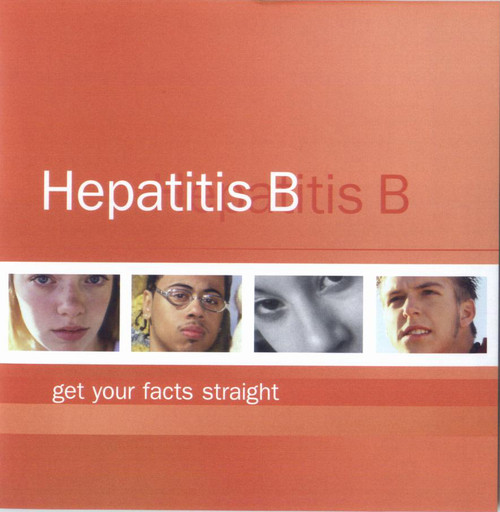 Get Your Facts Straight: Hepatitis B STI Card (50 cards per pack)
