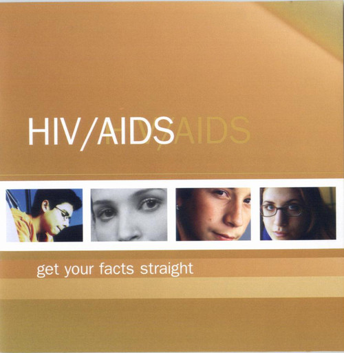 Get Your Facts Straight: HIV/AIDS STI Card (50 cards per pack)
