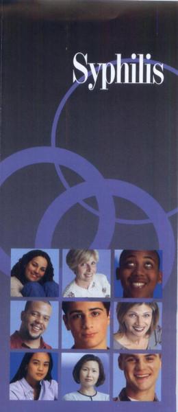 Syphilis Brochure (Pack of 50 brochures)