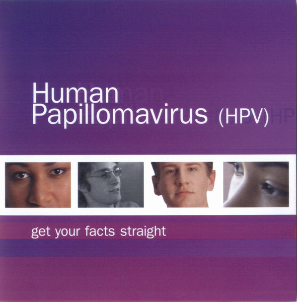 Get Your Facts Straight: HPV STI Card (50 cards per pack)