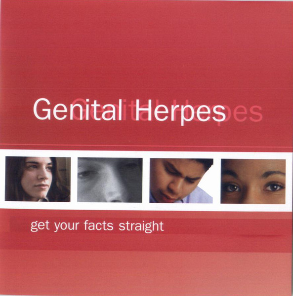 Get Your Facts Straight: Genital Herpes STI Card (50 cards per pack)