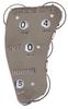 Honig's 4-Dial Metal Umpire Indicator