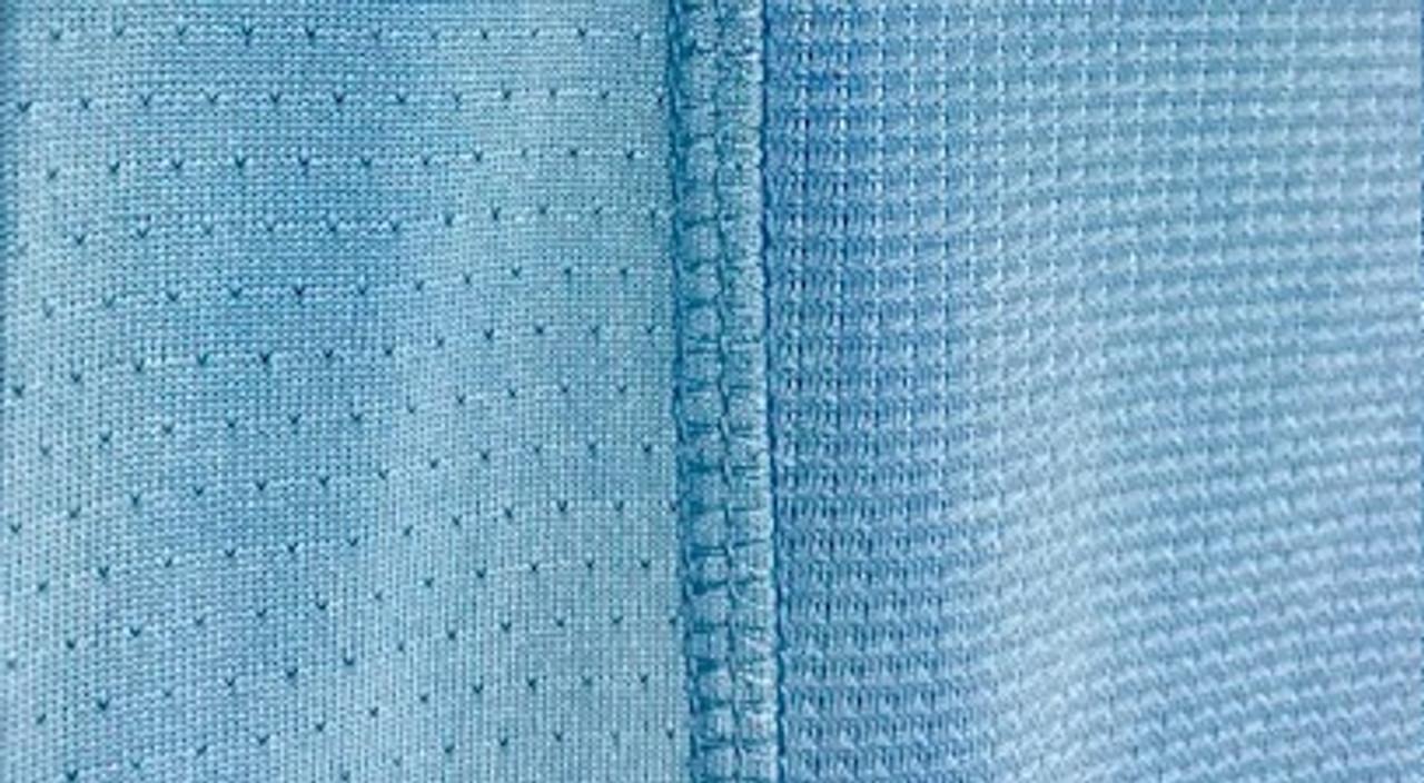 Body Flex® Side Panel and Shirt Fabric