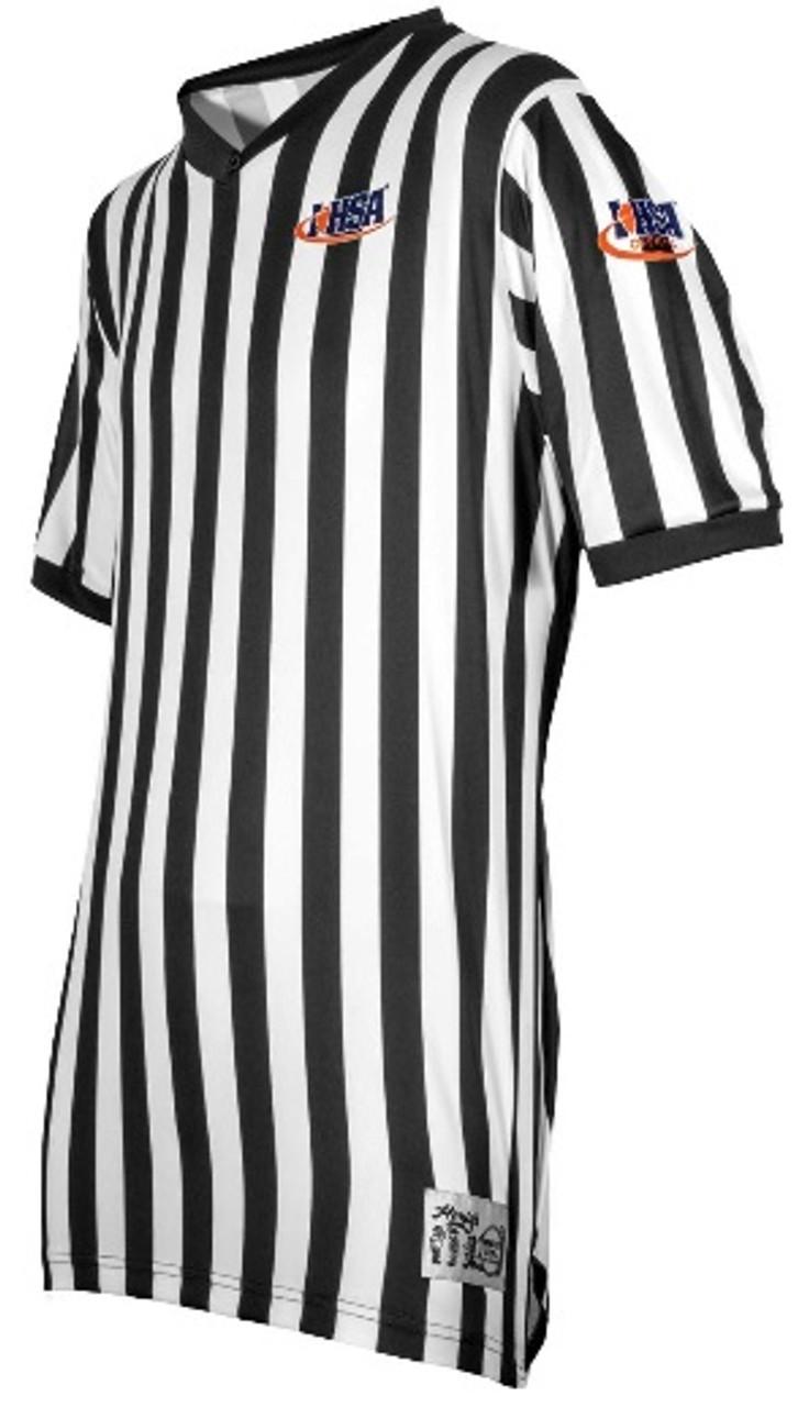 Illinois IHSA Honig's Ultra Tech Basketball Referee Shirt