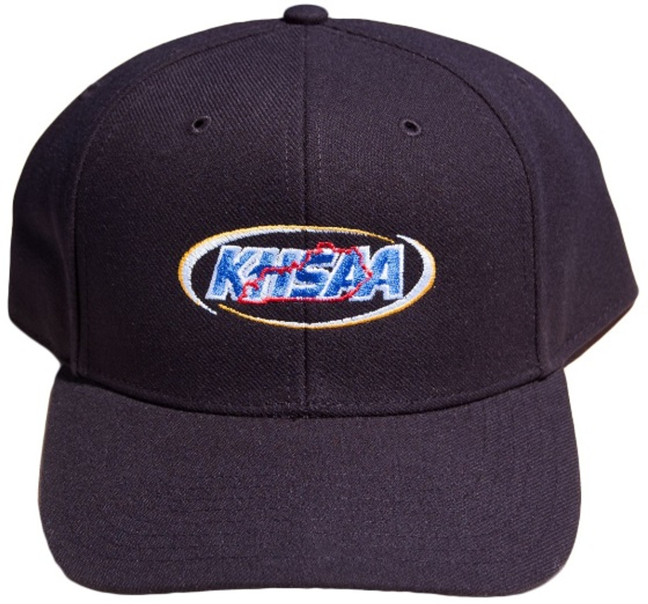 Kentucky HSAA Fitted 8-stitch Umpire Base Cap