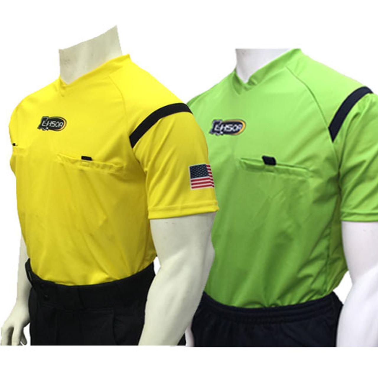 Louisiana LHSOA Dye-Sub Short Sleeve Soccer Shirt