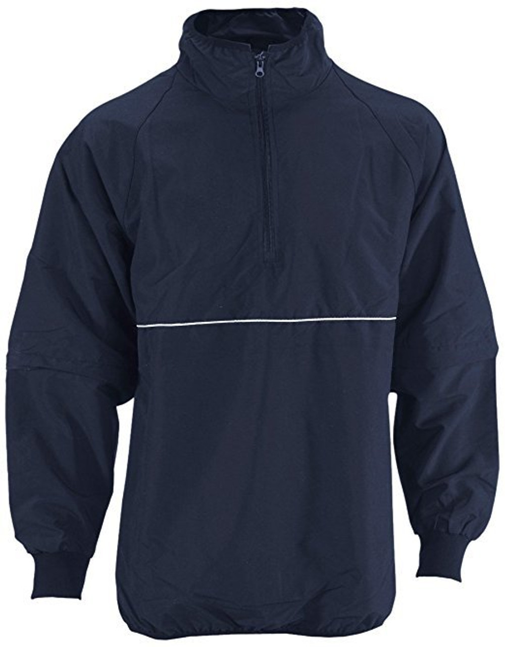 Smitty Navy with Red/White Trim Pro-Series Convertible Umpire Jacket