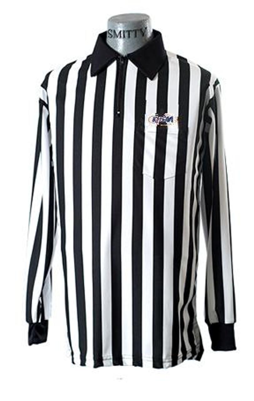 Smitty KHSAA Long Sleeve Football Referee Shirt d42019768