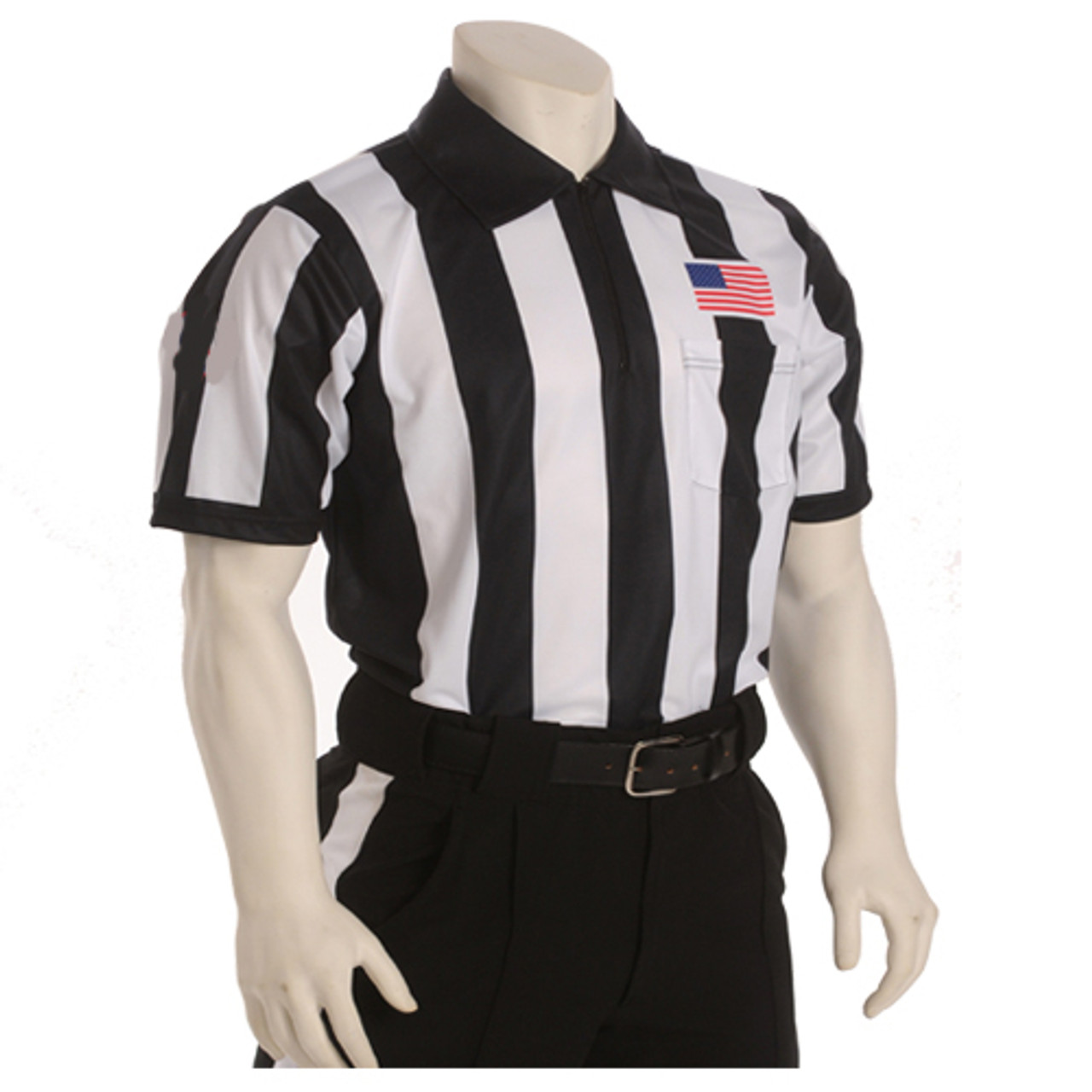 CFOA Short Sleeve Football Referee Shirt