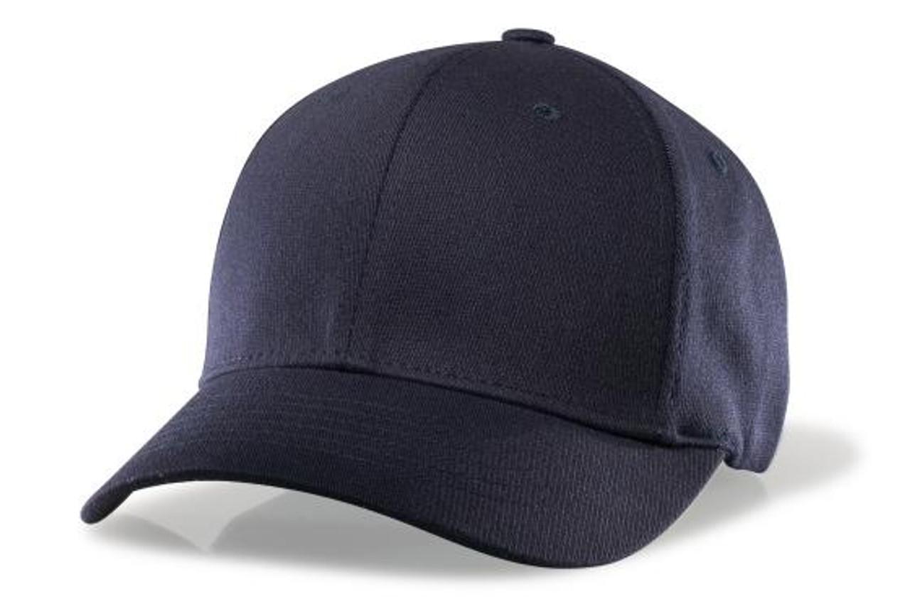 Richardson Pulse Fabric 8-Stitch Long Base Umpire Cap