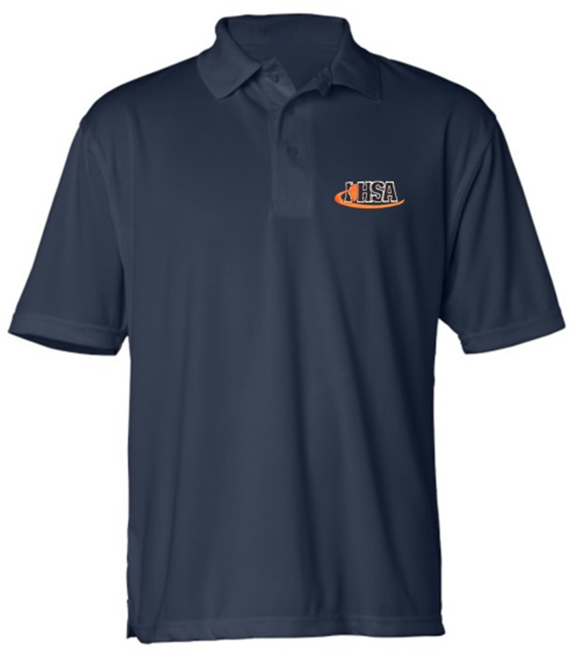 Illinois IHSA Polo Shirt
