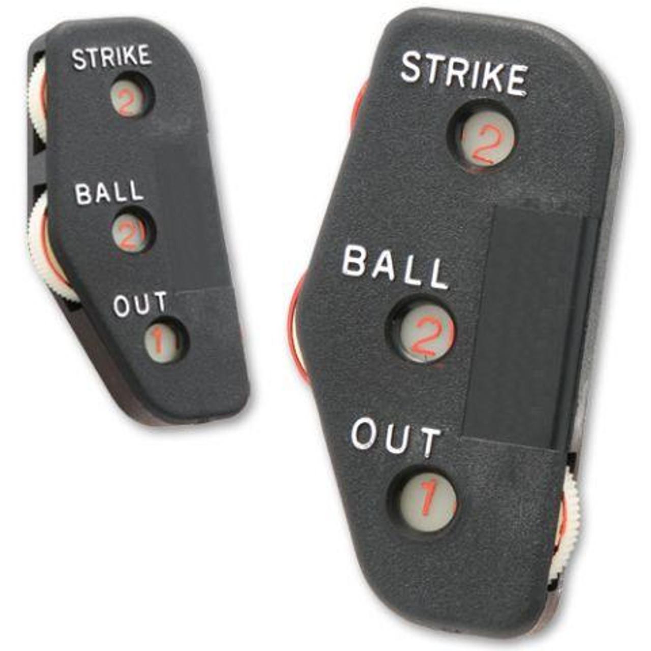 Plastic Umpire Indicator
