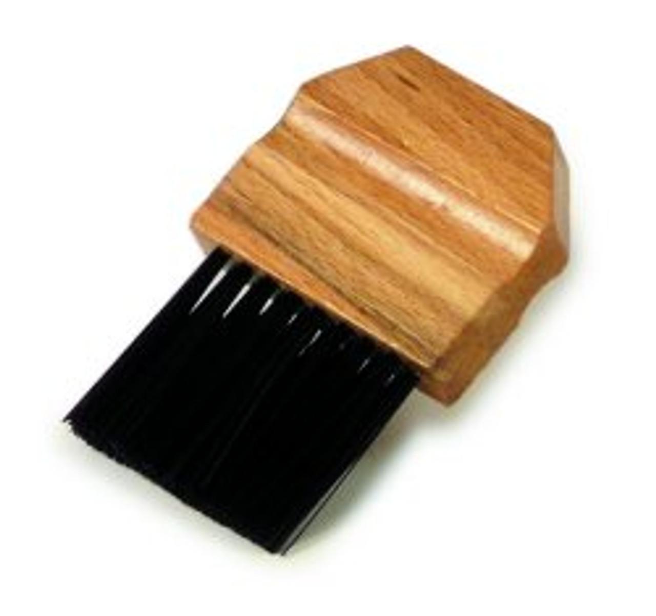 Wooden Plate Brush