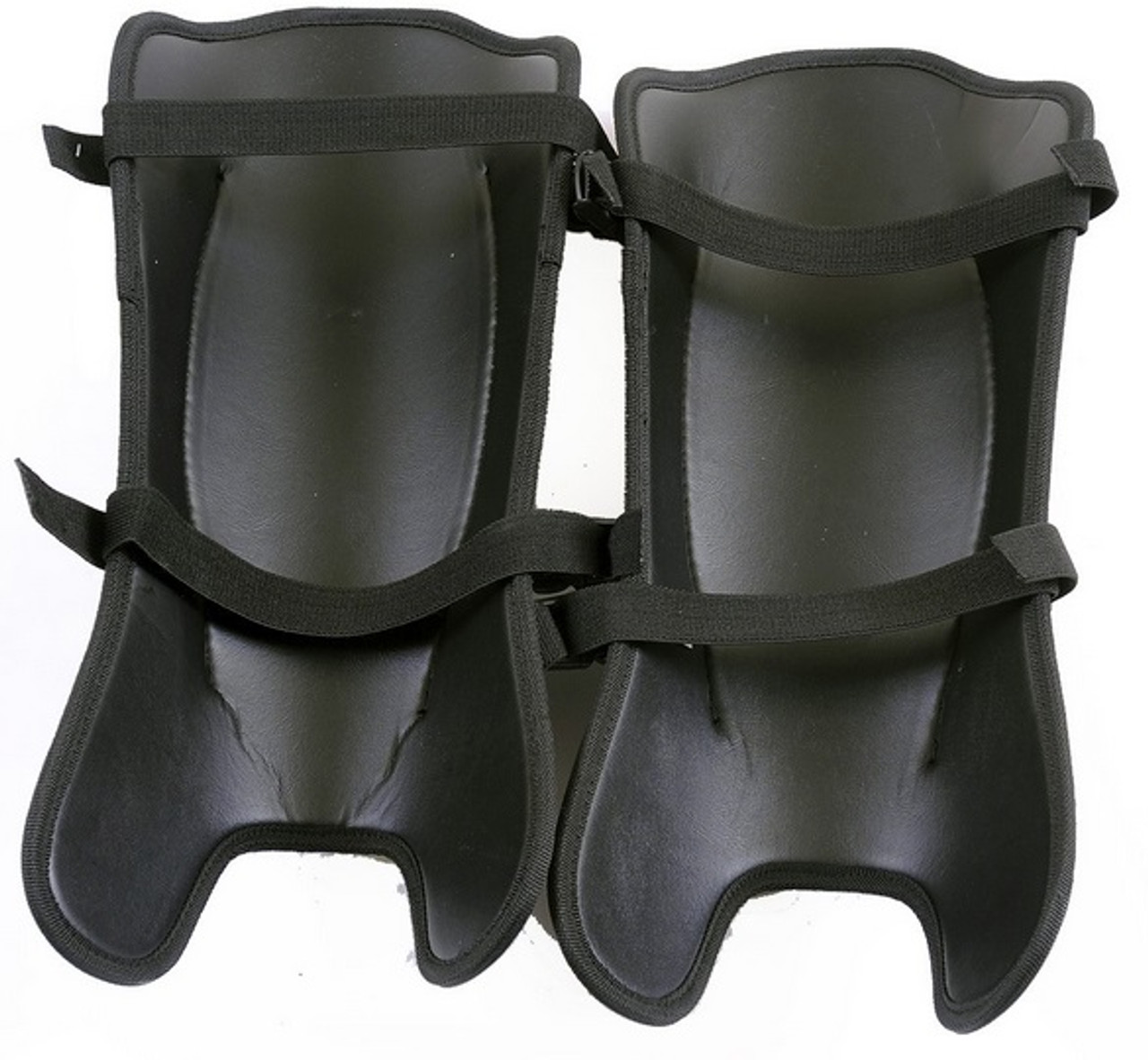 Honig's Softball Shin Guards Inside View