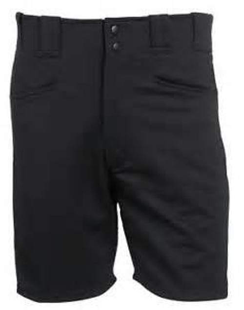 Smitty Deluxe Black Referee Shorts