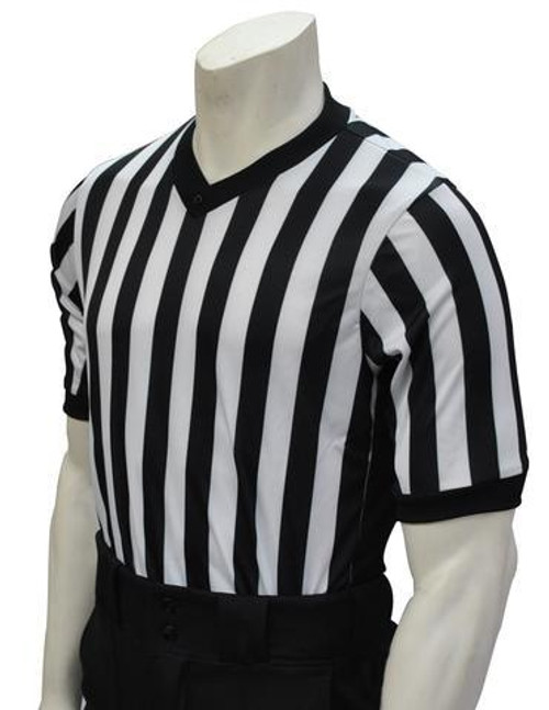 Smitty Ultra Mesh Side Panel Basketball Referee Shirt