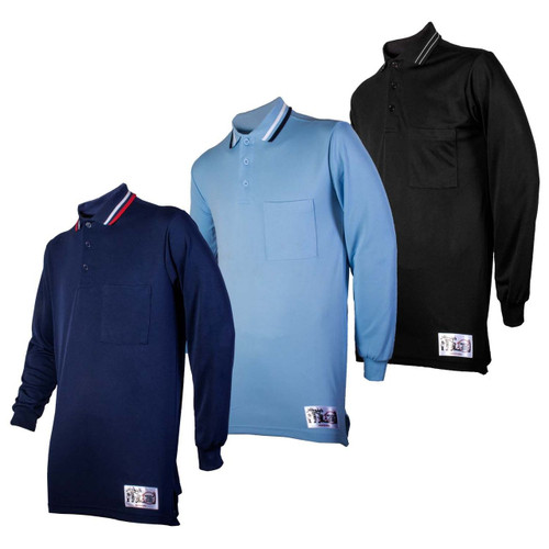 Honig's Long Sleeve Umpire Shirt