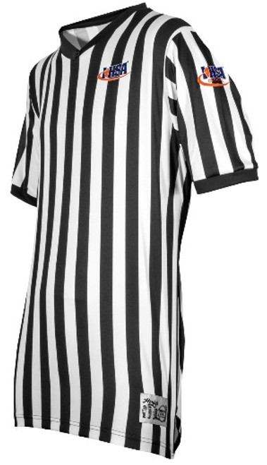 Illinois IHSA Honig's Ultra Tech Basketball Referee Shirt
