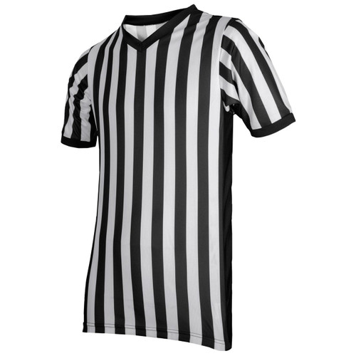 Honig's Prosoft Side Panel Basketball Referee Shirt Extra Tall