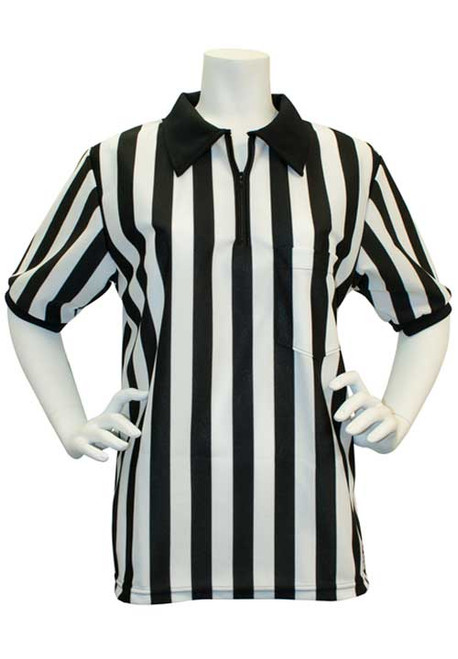 Women's Football/Lacrosse Short Sleeve Referee Shirt