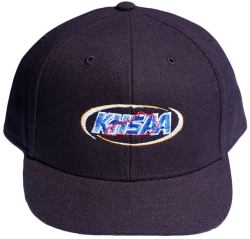 Kentucky KHSAA Fitted 4-stitch Umpire Plate Cap