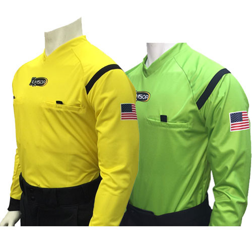 Louisiana LHSOA Dye-Sub Long Sleeve Soccer Shirt