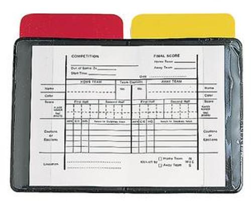 Champion Soccer Referee Data Wallet