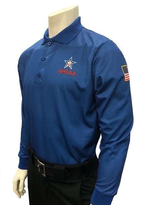 Alabama AHSAA Men's Long Sleeve Volleyball Referee Shirt