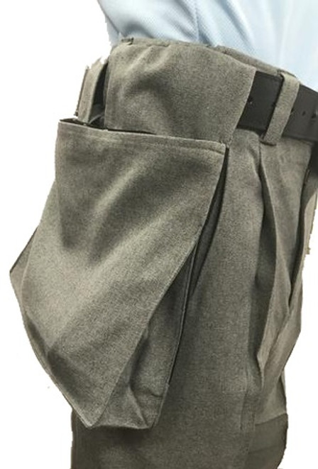 Smitty Heather Deluxe Ball Bag w/ Expandable Insert