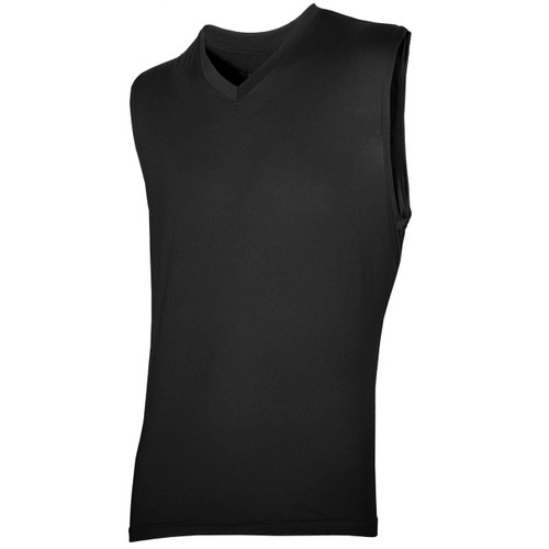 Honig's Cool Skin Loose Fit Sleeveless V-Neck Shirt