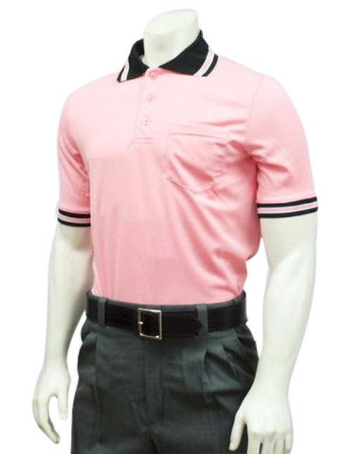 Smitty Pink Umpire Shirt