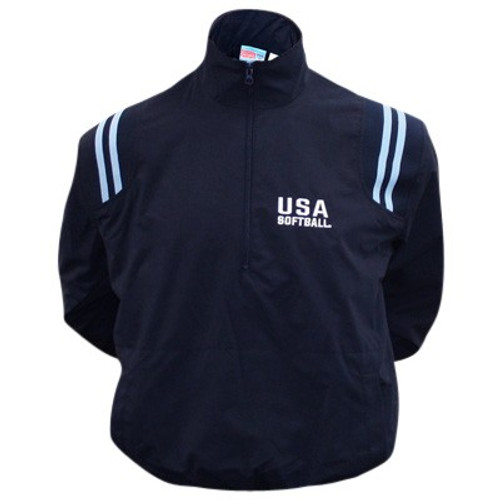 USA Softball Umpire Pullover Jacket