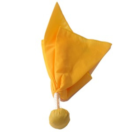 Honig's Gold Ball Long Toss Penalty Flag