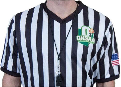 Ohio OHSAA Honig's Ultra Tech Basketball Referee Shirt