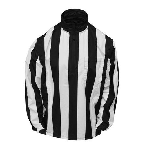 "Honig's Georgia GHSA 2"" Stripe Waterproof  Football Referee Jacket"