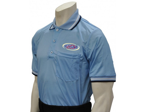 Kentucky KHSAA Powder Blue Umpire Shirt
