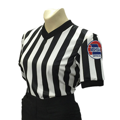 Smitty Missouri MSHSAA Women's Basketball Referee Shirt