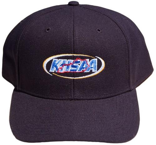 Kentucky KHSAA Adjustable 8-stitch Umpire Base Cap