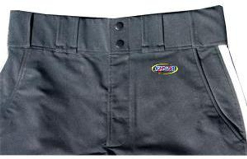 KHSAA Black Football Referee Pants