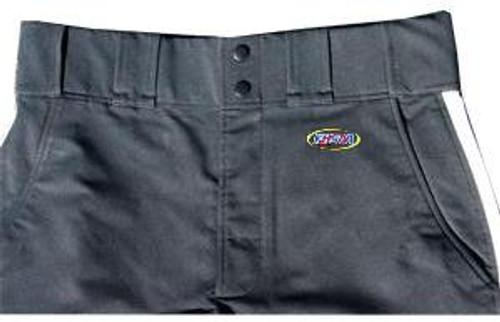 KHSAA Black Football Referee Pants