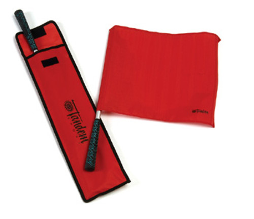 Tandem Sports Red Elite Volleyball Linesman Flags