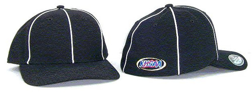 KHSAA Fitted Referee Cap