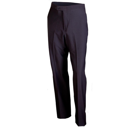 Honig's 4-Way Stretch Premium Flat Front Slash Pocket Referee Pants
